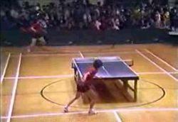 Видео: Китайцы жгут в пинг-понг. ЖЕСТЬ!