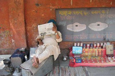 Индийский дантист (13 фото, ЖЕСТЬ)
