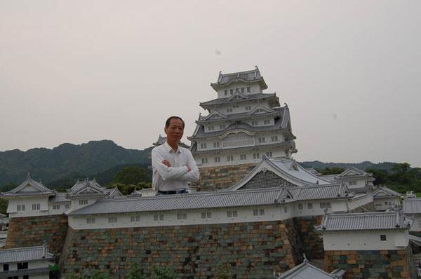 На постройку этого сооружения китаец потратил 18 лет. 9 фото.