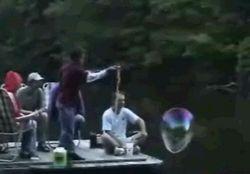 Огромные пузыри