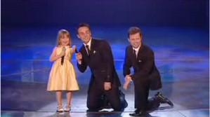 Британское шоу талантов: 6-летняя девочка жжот!!!