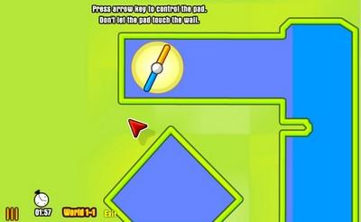 Игра: головоломка с препятствиями