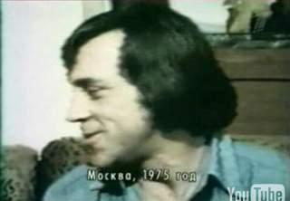 В. Высоцкий: Я не люблю