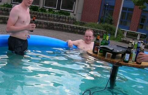 Пикничог на воде