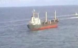 Этот корабль везёт партию наркотиков с США