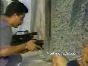 Оператор спасает заложника