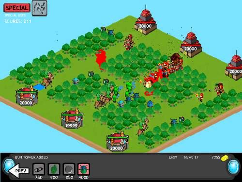 Игра: новая, 4-ая серия ацкого мочилова
