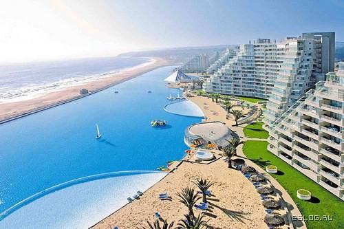 Самый большой бассейн в мире. 9 фото.