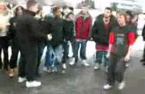 Школьный бой гладиаторов