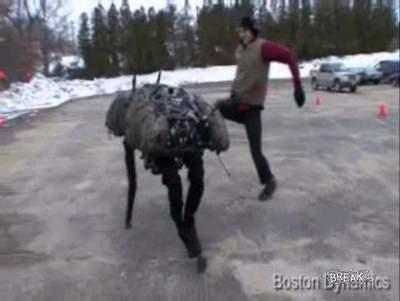 Охренительный робот!!!