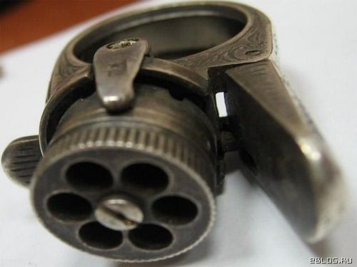 Замаскированное, миниатюрное огнестрельное оружие, 120 фотографий