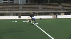 Тренировка Узбекской сборной. Абассака ^_^