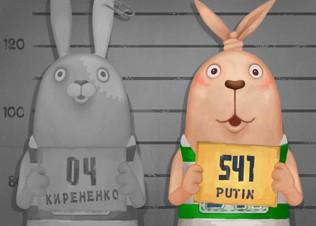 Мегаабассака про 2 кроликов в советской тюрьме :)))