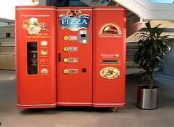 Автомат для приготовления пиццы O_O
