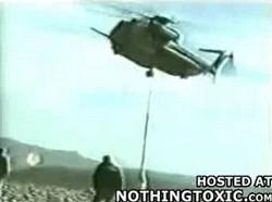 Невезучий вертолётчик