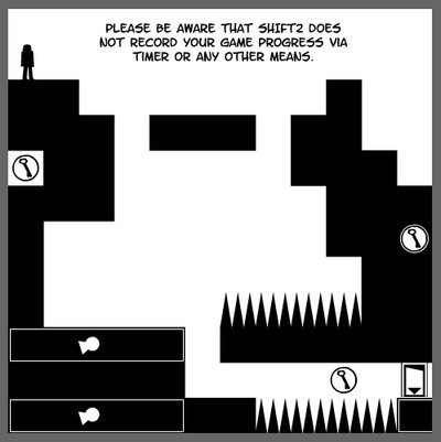 Игра: головоломка SHIFT часть 2. Зачётно.