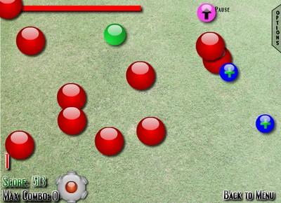 Игра: шариковая мозгозапарка
