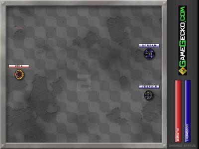 Игра: гладиаторские бои роботов