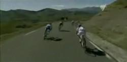 Велосипедист - опасная профессия