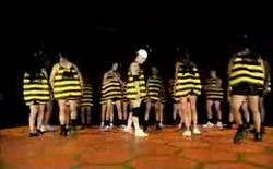 Пчёлы жгут
