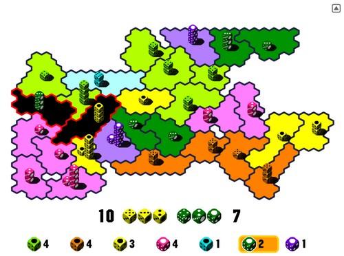 Игра: тактически-стратегическая головоломка O_o