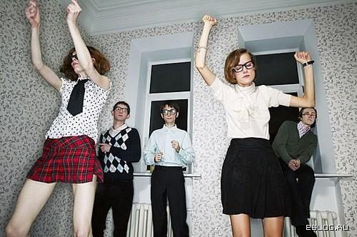 Аццкая вечеринка ботанегов. 14 картинок