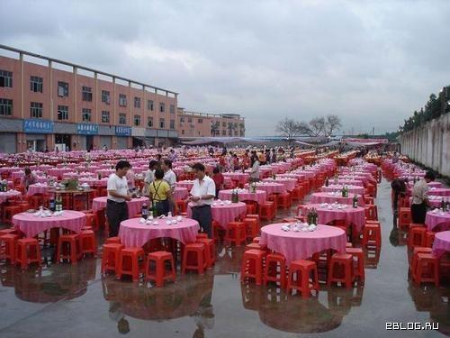 Китайская вечеринка, 18 фото.