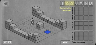 Игра: мозговой стимулятор Light-bot